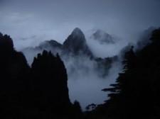 中国の幻想的風景