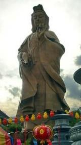 中国の石像